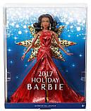 Колекційна лялька Барбі Ніккі Святкова - 2017 Holiday Barbie Nikki, фото 3
