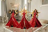 Колекційна лялька Барбі Ніккі Святкова - 2017 Holiday Barbie Nikki, фото 6