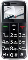 Кнопочный мобильный телефон Fly Ezzy