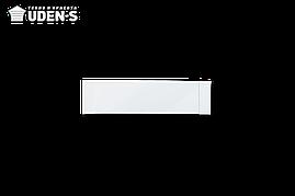 Металлокерамический нагревательный тёплый плинтус UDEN–S Uden–100