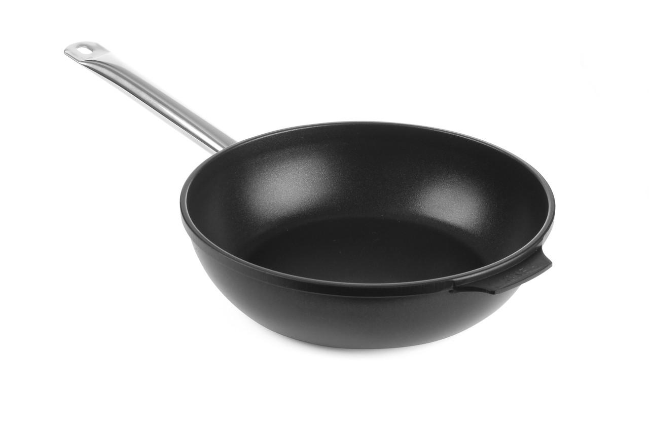 Сковорода глубокая с антипригарным покрытием Ø280 Hendi 629505