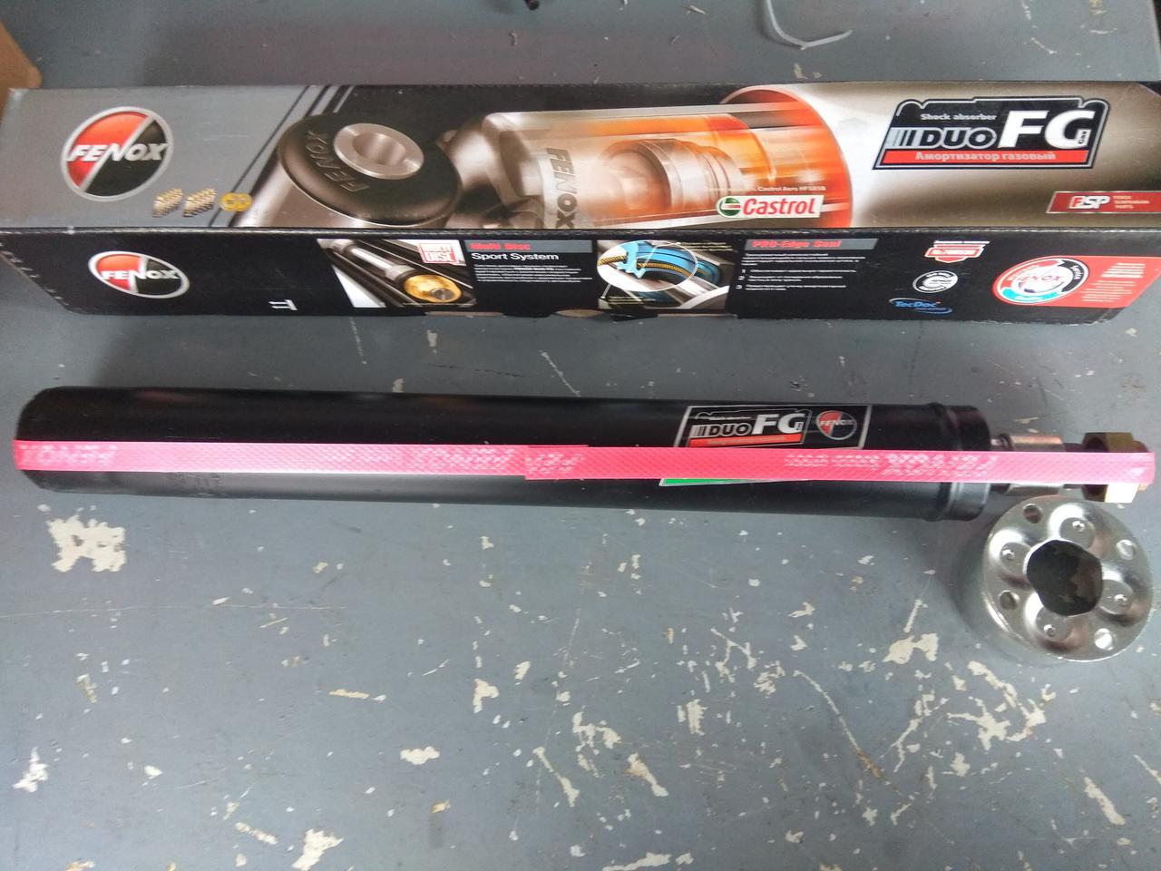 Амортизатор передній (вкладиш) газомаслянный ВАЗ 2110, 2111, 2112 Фенокс