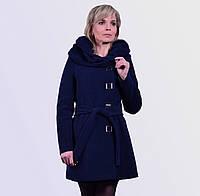 Женское кашемировое пальто. Модель 27-А. Размеры 44-52