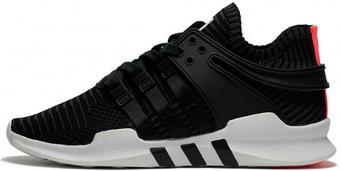 Мужские кроссовки Adidas EQT Primeknite Black (люкс копия)
