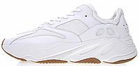 Мужскиекроссовки adidas Yeezy Boost 700 (Адидас Изи Буст) белые
