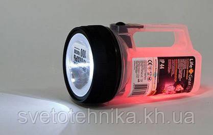 Ручной фонарь Feron TL8 5 Leds прозрачный 3*АAA