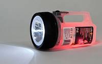 Ручной фонарь Feron TL8 5 Leds прозрачный 3*АAA, фото 1