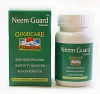Ним Гард / Neem Guard, 60 капс. - антибактериальное, антиаллергическое, антисептическое