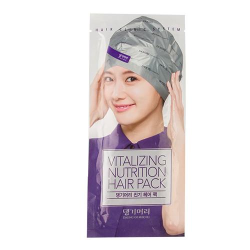 Восстанавливающая маска-шапка для волос Daeng Gi Meo Ri Vitalizing Hair Cap - 35мл