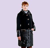 Женское кашемировое пальто. Модель 23. Размеры 44-52