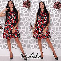 Красивое летнее платье ан-02763-1