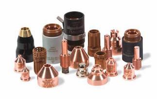 Расходные материалы для плазменной резки CUT 40, 60,70,80,100,160,200