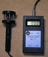 Измеритель скорости ветра ИС-3, Измеритель скорости воздушного потока ИС 3, анемометр ИС-3