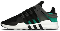 """Мужские кроссовки Adidas EQT Support ADV """"Black/Green"""""""