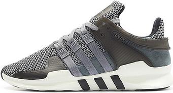 """Мужские кроссовки Adidas EQT Support ADV """"Grey"""" (люкс копия)"""