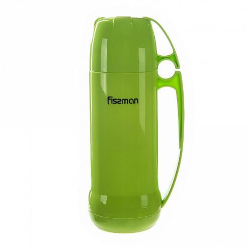 Термос Fissman 450 мл. (Пластик, Стекло)