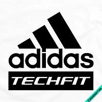 Дизайн на одежде логотип [7 размеров в ассортименте] (Тип материала Матовый)
