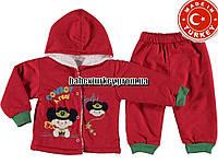 Детская одежда оптом из Турции. Костюм 6-18 мес