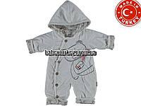 Детская одежда оптом из Турции. Комбинезон 3,6,9 мес