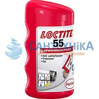 Нить полиамидная с силиконом Loctite 55 160м