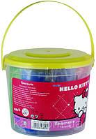 Пластилин мягкий в ведерке KITE 2013 Hello Kitty 089 (HK13-089K)