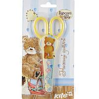 Ножницы детские в футляре KITE 2013 Popcorn Bear 125 (PO13-125K)