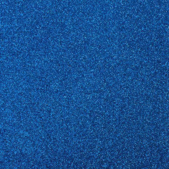 Фоамиран с блестками СИНИЙ 10 листов (2мм/20*30cm)