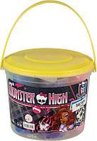 Пластилин мягкий в ведерке KITE 2014 Monster High 089 (MH14-089K)