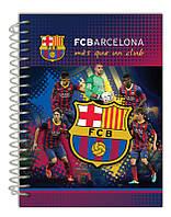 Блокнот А6 (80 листов, картон, спираль) KITE 2014 Barcelona 222 (BC14-222K)