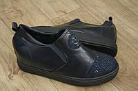 Слипоны  Anna Blue, обувь демисезонная