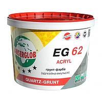 Адгезионная эмульсия (грунт - краска) акриловая ANSERGLOB EG 62 ACRYL (QUARTZ GRUNT) (5л)