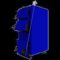 Котел на твердом топливе длительного горения НЕУС-В 25 кВт