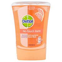 Dettol жидкое мыло Апельсин (запаска для сенсора), 250 мл