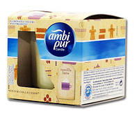 Ambi Pur свеча ароматизированная Ванильное латте, 100 г