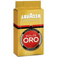 Lavazza Qualita Oro кофе молотый, 250 г