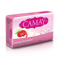 Camay мыло Сливки-клубника, 85 г