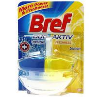 Bref Duo-Aktiv туалетный блок Лимон, 50 мл