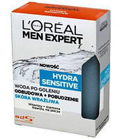 L'Oreal Men Expert лосьон после бритья Hydra Sensitive, 100 мл