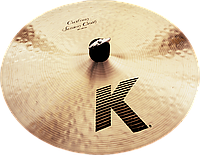 "Тарелки Zildjian K0990 16"" K CUSTOM SESSION CRASH"