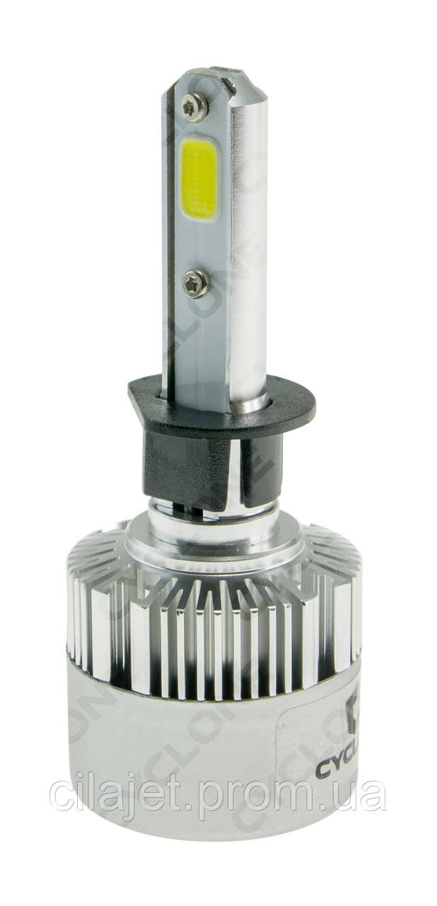 Svetodiodnaya Lampa Led H1 5000k 2800lm Type 20 Cyclon Cena 154 Grn