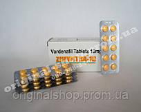 Левитра - варденафил 10 мг - Жевитра 10 (ZHEWITRA 10) - 10 таблеток 100% ORIGINAL