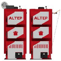 Твердотопливные котлы АЛЬТЕП Classic Plus 12 кВт  автоматика