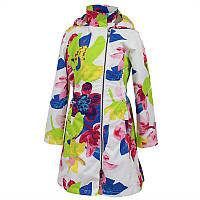 Плащ - пальто демисезонное 8 лет LUISA для девочки рост 128 ТМ HUPPA 12430004-81320, фото 1