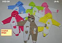 Детская одежда оптом из Турции. Человечек махровый
