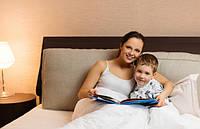 Почему важно читать малышу сказки наночь