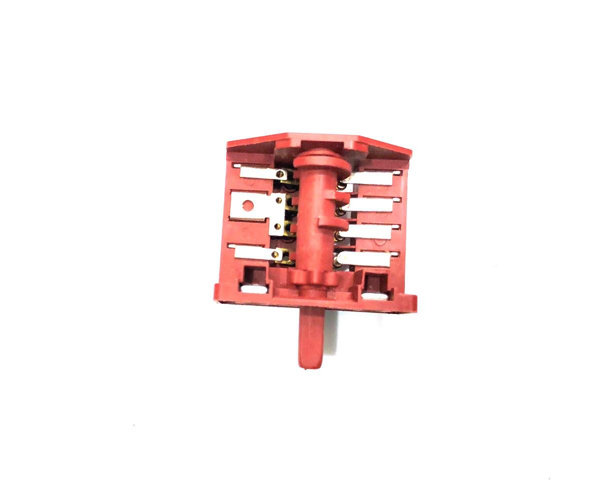 Переключатель для электроплиты Tibon (4+4) Ref 440/16А/250V/Т125