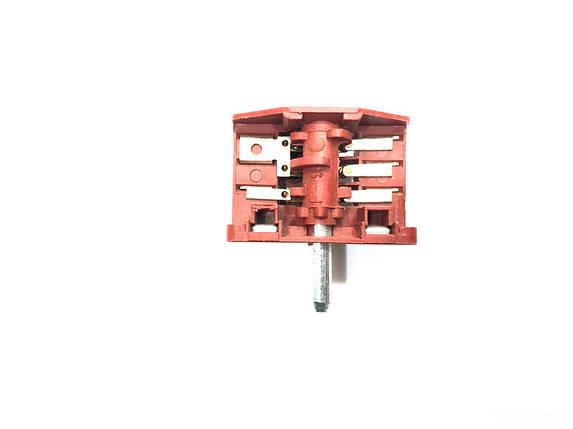Переключатель для электроплиты Tibon (3+3) Ref430/16А/250V/Т125, фото 2
