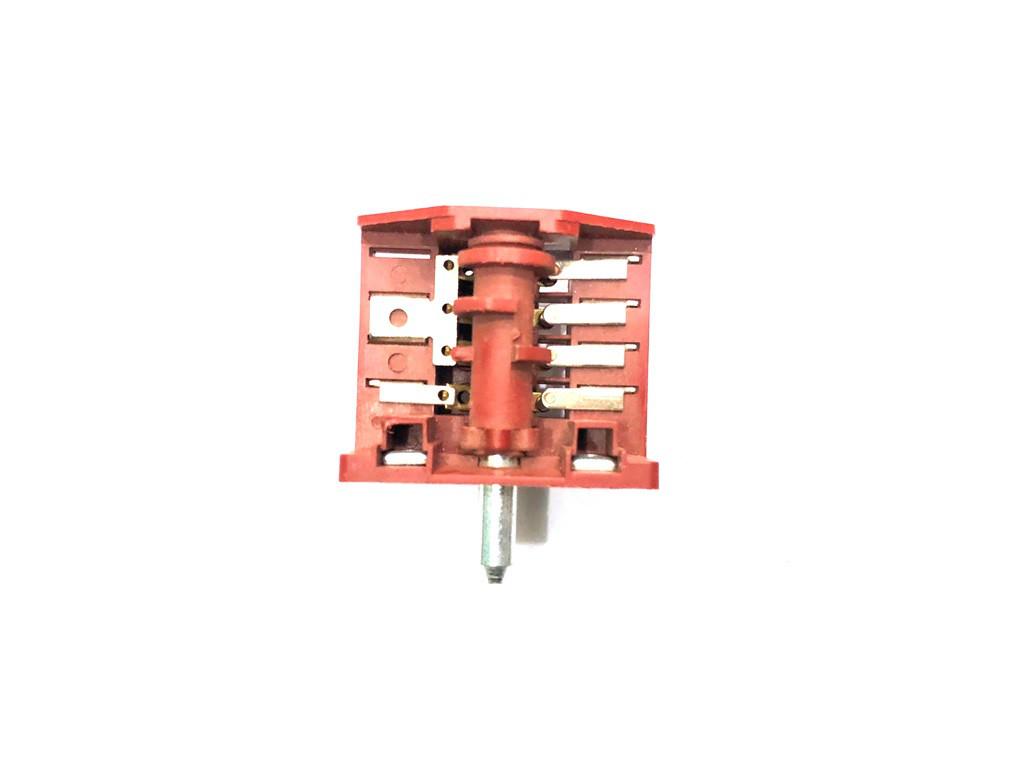 Переключатель для электроплиты Tibon (4+3) Ref 440/16А/250V/Т125