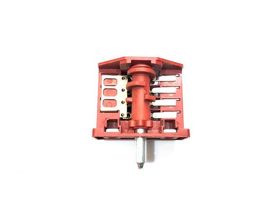 Переключатель для электроплиты Tibon (4+2) Ref 440/16А/250V/Т125, фото 2