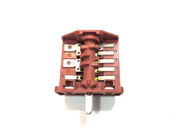 Переключатель для электроплиты Tibon (5+5) Ref 440/16А/250V/Т125, фото 2